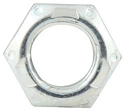 "Fine Thread Mechanical Lock Hex Nuts, 1/2""-20"