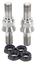 Sprint Titanium Shock Studs For Rear Torsion Arms