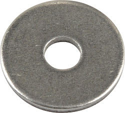 "1/4"" Back Up Washers Large O.D."