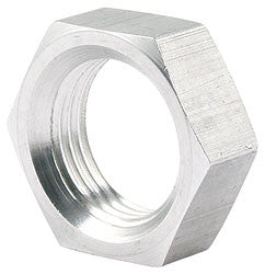 "5/8""-18 LH Sm. Hex Steel Jam Nuts"