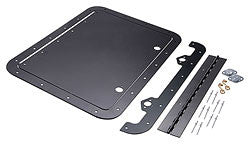 "Access Panel Kit 10"" x 14"", Black"