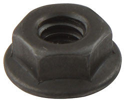 Spin Lock Nuts Black