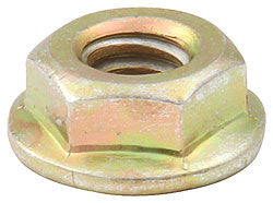 Spin Lock Nuts Gold