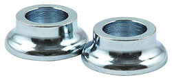 "Tapered Spacers, Steel 1/2"" I.D., 3/8"" Long"