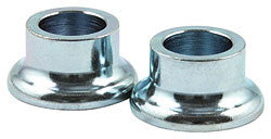 "Tapered Spacers, Steel 1/2"" I.D., 1/2"" Long"