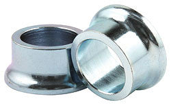 "Tapered Spacers, Steel 5/8"" I.D., 1/2"" Long"