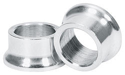 "Tapered Spacers, Aluminum 5/8"" I.D., 1/2"" Long"