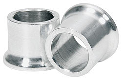 "Tapered Spacers, Aluminum 5/8"" I.D., 3/4"" Long"