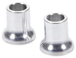 "Tapered Spacers, Aluminum 1/4"" I.D., 1/2"" Long"