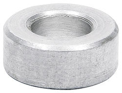 "Aluminum Flat Spacers, 1/2"" I.D., 1/2"" Long"