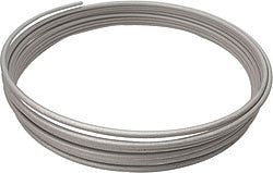 "Coiled Tubing 3/16"" Zinc Plated 25'"