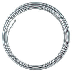 "Coiled Tubing 1/4"" Zinc Plated 25'"
