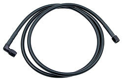 "#3 Coated Braided Line -3 Straight / -3 90 Degree, 36"" Long"