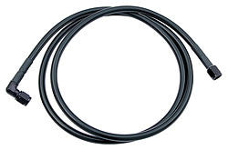 "#3 Coated Braided Line -3 Straight / -3 90 Degree, 60"" Long"