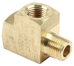 "1/8"" NPT Tee Gauge Fittings"