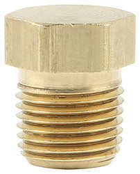 "1/8"" NPT Brass Plugs"