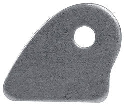 "1/8"" Flat Chassis Tabs 3/8"" Hole"
