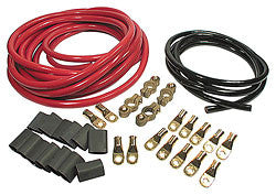 Battery Cable Kit 2 Gauge 2 Batteries