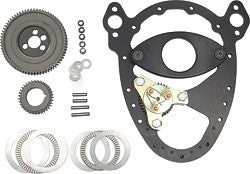 Aluminum Gear Drive Assembly SB Chevy