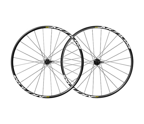 Mavic Aksium Disc bike wheel pair