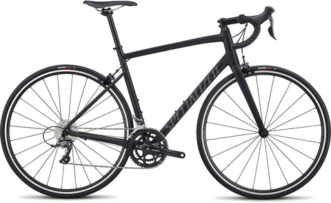 Specialized Allez road bike satin black/charcoal clean