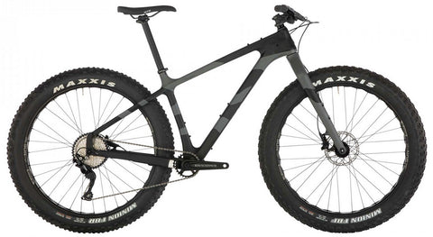 Salsa Beargrease Carbon Deore 1X black