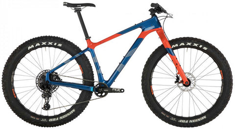 Salsa Beargrease Carbon NX Eagle dark blue