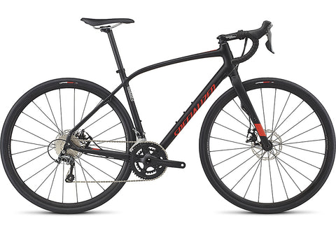 Specialized Diverge Elite DSW satin black/rocket red