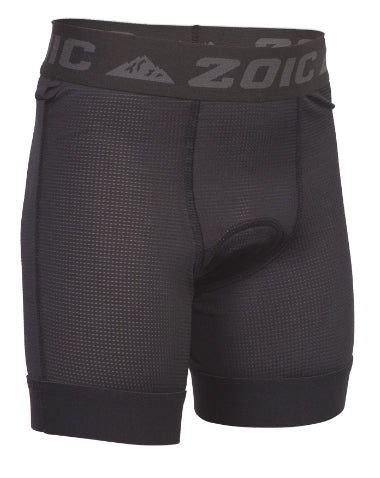 Zoic Kids Liner with Komfy Pad black