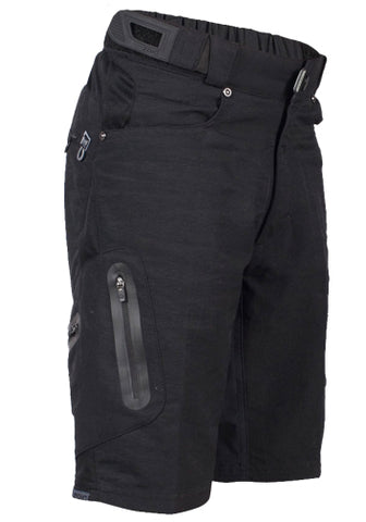 Zoic Kids Ether Jr. shorts black