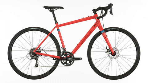 Salsa Journeyman Claris 700 road bike orange
