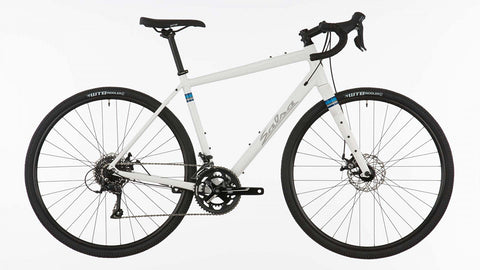Salsa Journeyman Sora 700C road bike white