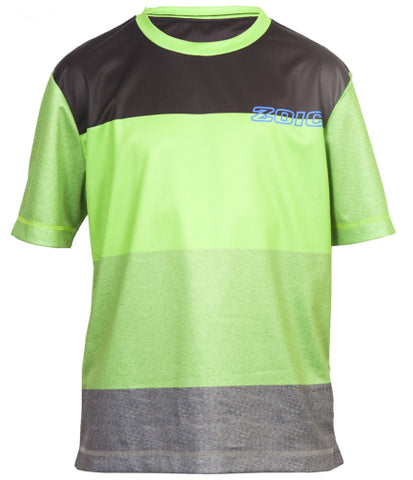 Zoic Kids Lucas Jersey flash alloy