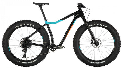 Salsa Mukluk Carbon NX Eagle raw carbon