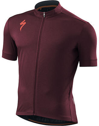 Specialized mens RBX comp jersey burgundy