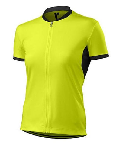 Specialized womens RBX Sport Jersey neon yellow/black