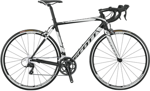 Scott Speedster 40 road bike black/white