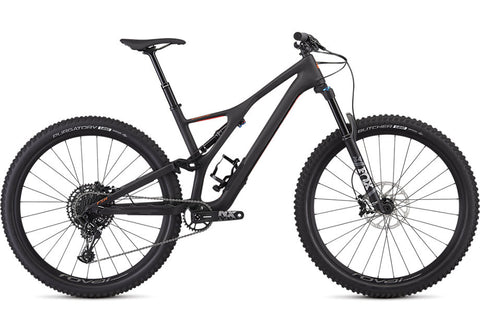Specialized Stumpjumper Comp Carbon 29 12 speed satin carbon/rocket red