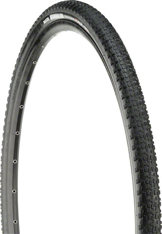 Maxxis Rambler 700x38mm Tire 60tpi, Dual Compound, Silk Shield Casing, Tubeless Ready, Black