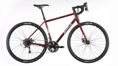Salsa Vaya Tiagra road bike red