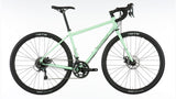 Salsa Vaya Tiagra road bike mint
