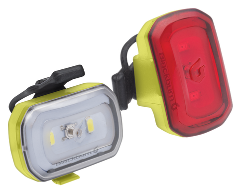 Blackburn Click US Combo light Hi-Viz yellow