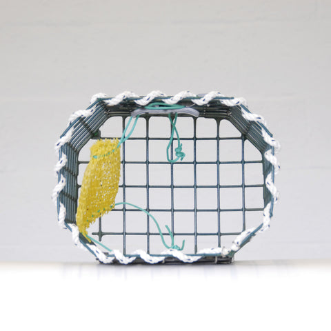 Kettle Cove Trap Basket, Front