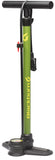 Blackburn Piston 1 Floor Pump dark olive/yellow