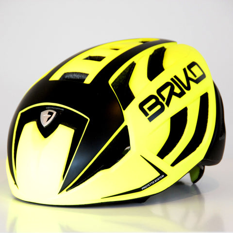 Briko Ventus, Matte Fluorescent Yellow / Black