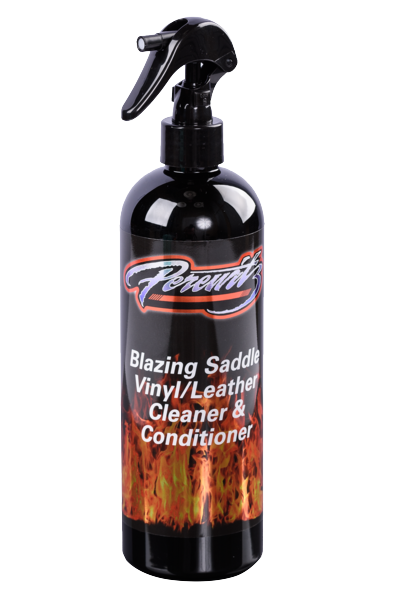 Blazing Saddle Vinyl/Leather Cleaner & Conditioner<br><small>VL-0616</small>