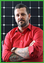 James Mosher, Chief Executive Officer CST Solar Home Solar Power System