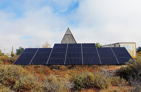 CST Solar - locally owned and operated for eight years, the longest in New Mexico solar