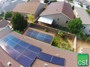 CST Solar and SunPower, for the most environmentally friendly solar panels in the business