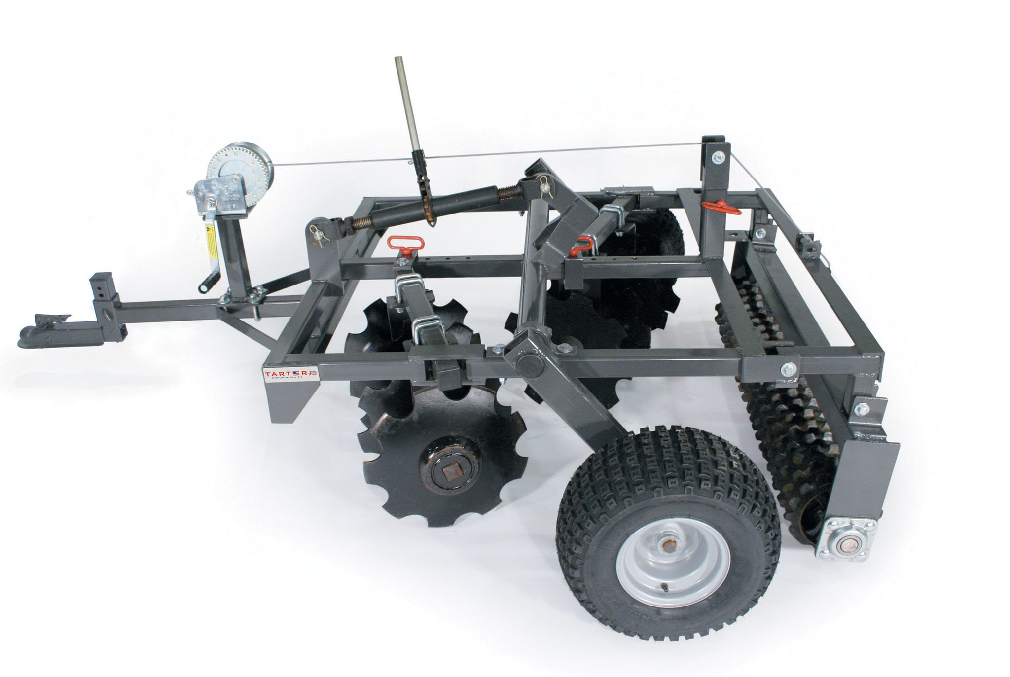 ATV DISC/CULTI-PACKER COMBO